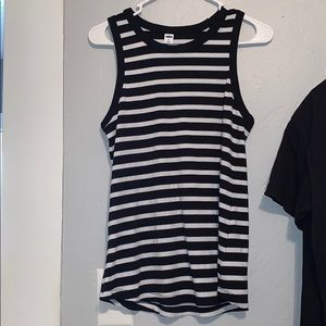 Old Navy Fitted Luxe Tank